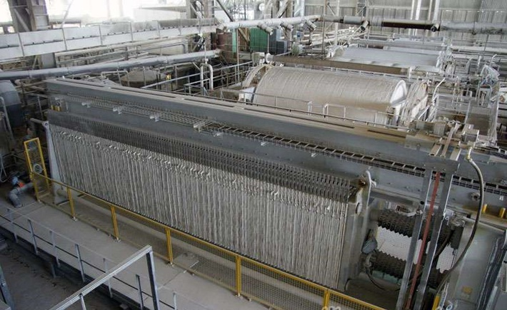 Пресс фильтры и установка белой фильтрации производства диоксида титана