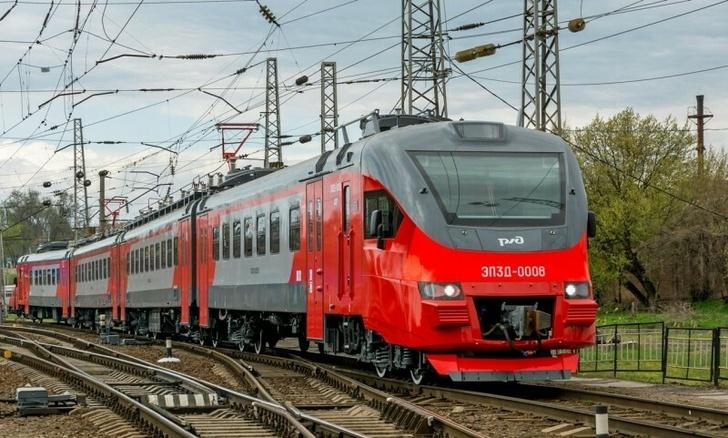 ОАО «РЖД» обновляет парк пригородных поездов для регионов России