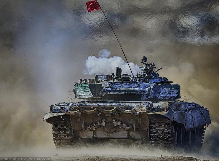 Танковый биатлон - 2 15
