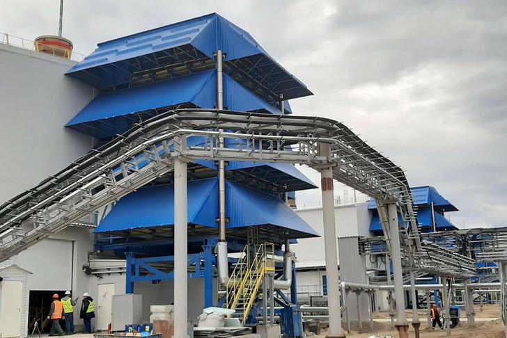 Газоперекачивающие агрегаты «РЭП Холдинга» введены в эксплуатацию на КС «Чикшинская»