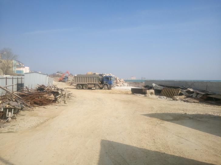 База хранения строительных материалов
