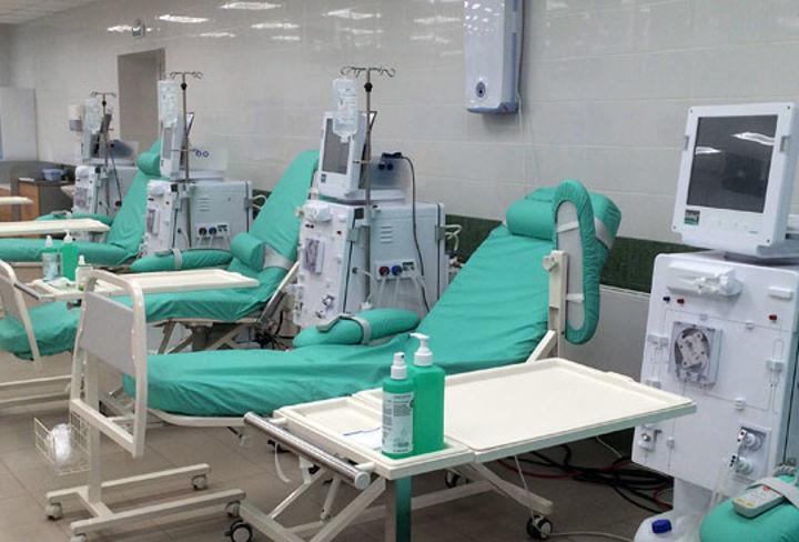 В Дербенте открылся Центр амбулаторного диализа, оснащённый оборудованием российского производства