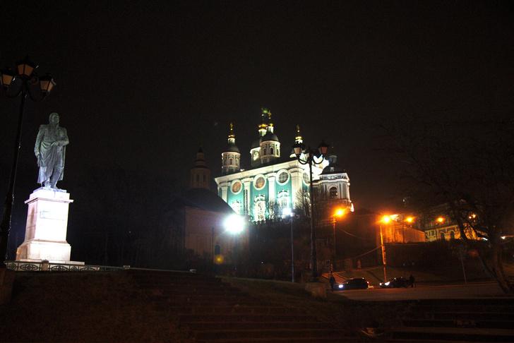 Памятник Кутузову-Смоленскому