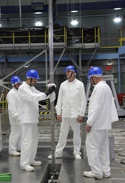 На энергоблоке №3 Смоленской АЭС впервые приступили к производству кобальта 60
