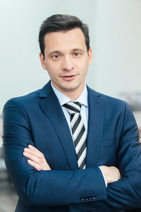 Основатель Macroscop Артём Разумков