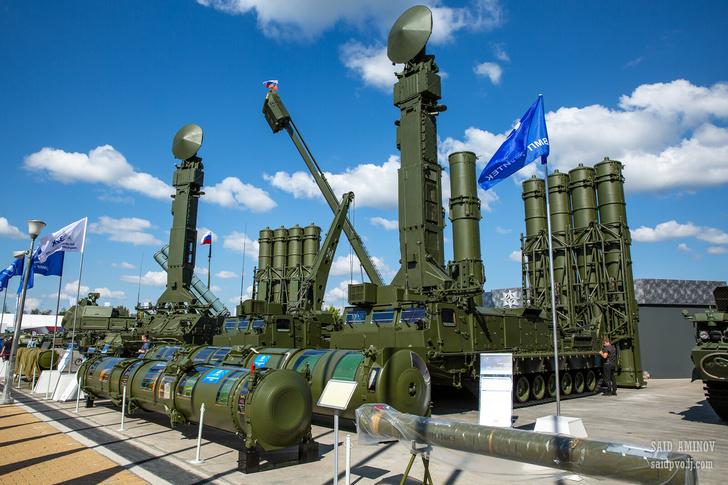 Антей-4000 на форуме Армия-2020. Фото: Саид Аминов