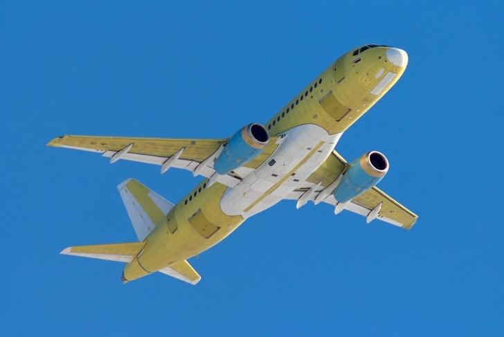 Борт с заводским номером 95171 и временной регистрацией 97015 предназначен для поставки в Interjet