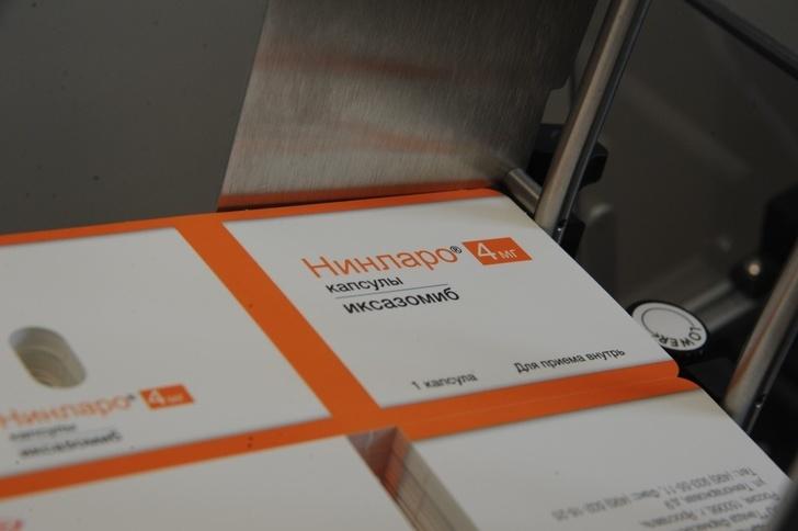 В Ярославле запустили производство препарата для людей с редким онкологическим заболеванием