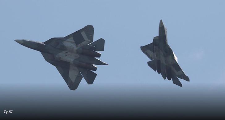 Разработчик радаров для Су-35 и Су-57 — о сирийском опыте, конкуренции с F-35 и «умной коже» Су-57