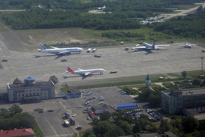 Три московских рейса