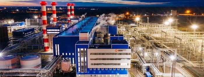 Прегольская теплоэлектростанция в эксплуатации