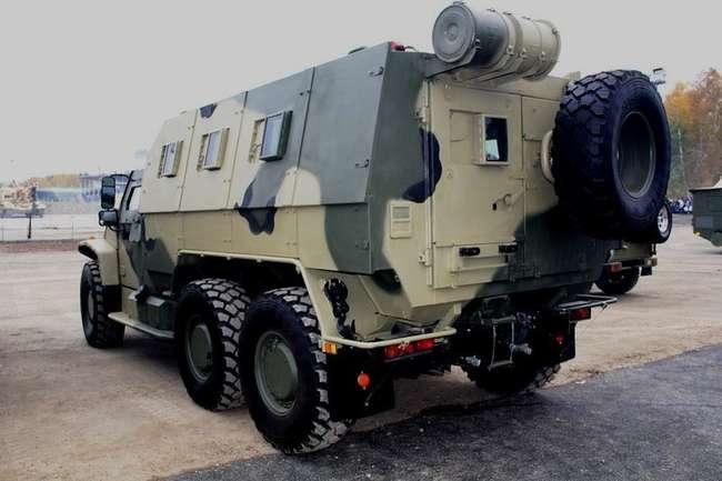 """ВПК-39273 """"Волк III"""""""