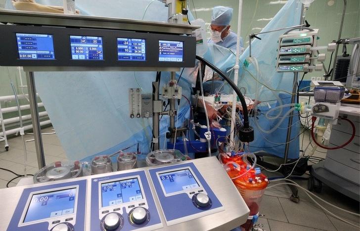 Национальный медицинский исследовательский центр трансплантологии и искусственных органов имени академика Валерия Шумакова