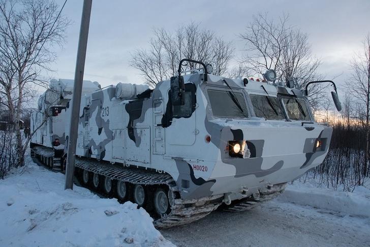 Арктический Тор-М2ДТ успешно поразил «крылатые ракеты» на полигоне Капустин Яр