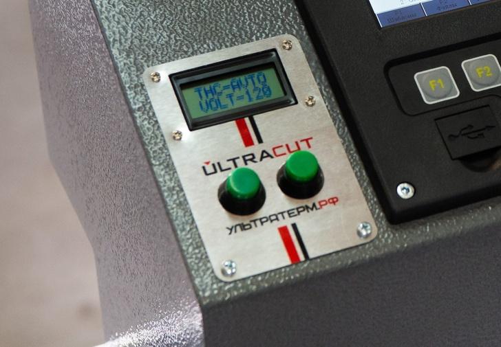 Система слежения за высотой реза THC станка ULTRACUT