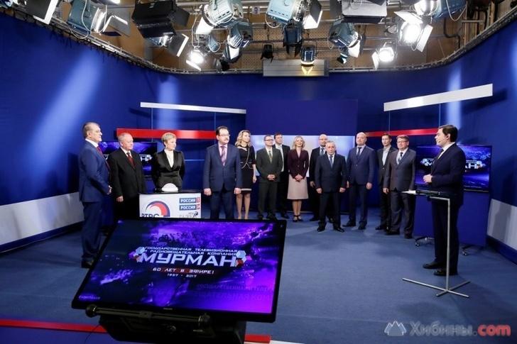 В Мурманской области запустили цифровое ТВ