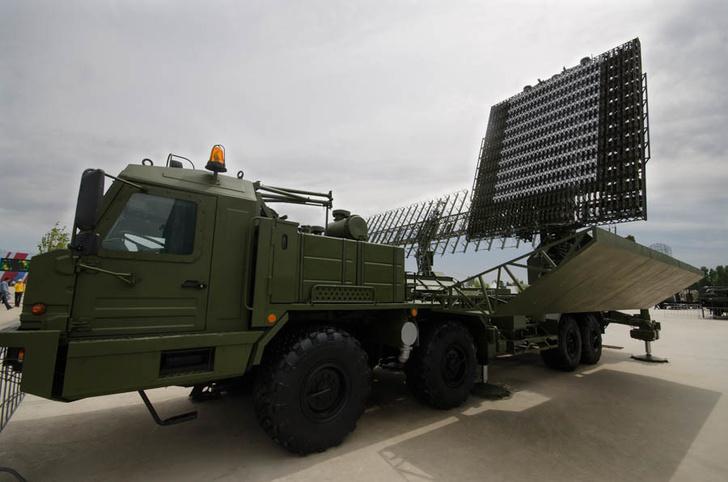"""Военные в Поволжье получили еще один радиолокационный комплекс """"Небо-М"""""""