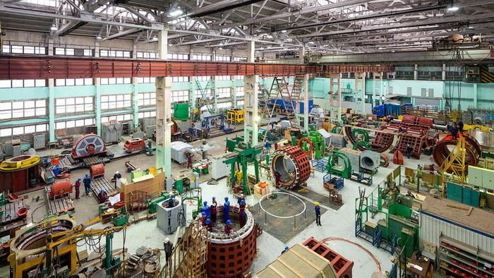 Производственные площадки концерна РУСЭЛПРОМ прошли комплексную модернизацию под потребности судостроительной отрасли