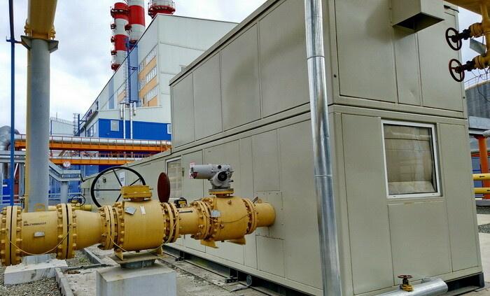 Блочный пункт подготовки газа «ЭНЕРГАЗ»