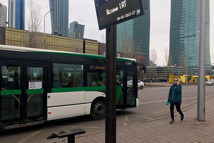 тестирование системы JoinPAY «Транспорт» в автобусном парке (1000 автобусов) в г. Нур-Султан (Казахстан)