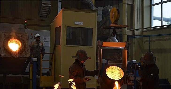 В Татарстане запущен новый литейный цех
