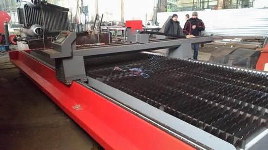 Монтаж машины ULTRATHERM MTRP-2060 с трубным устройством ULTRATUBE-325 на предприятии г. Барнаул