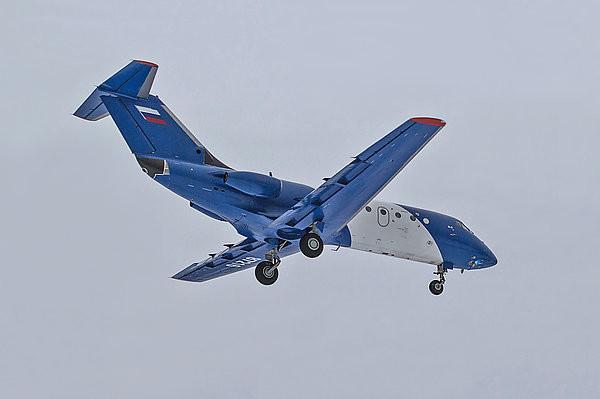 Як-40 СибНИА им. Чаплыгина
