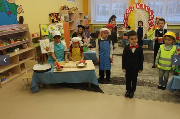 В Татарстане открыт детский сад на 140 мест