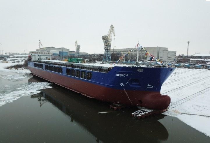 сухогрузное судно проекта RSD32M