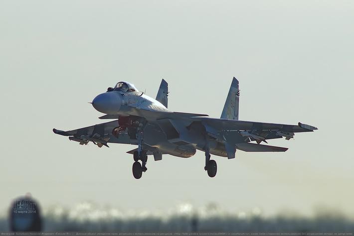 Су-33 Ейск