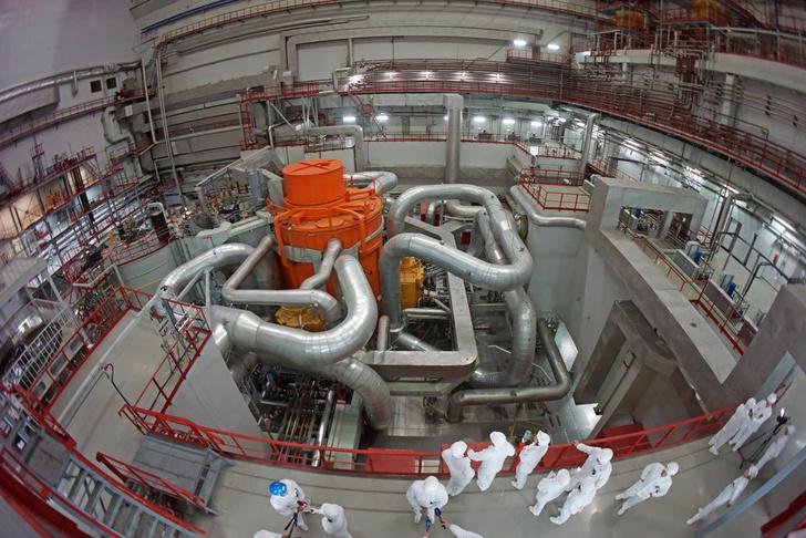 реактор на быстрых нейтронах БН-800