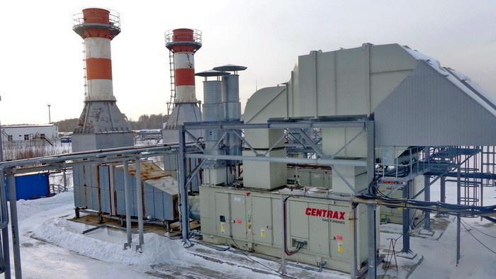 Энергоцентр (ГТЭС) Верх-Тарского месторождения АО «Новосибирскнефтегаз»