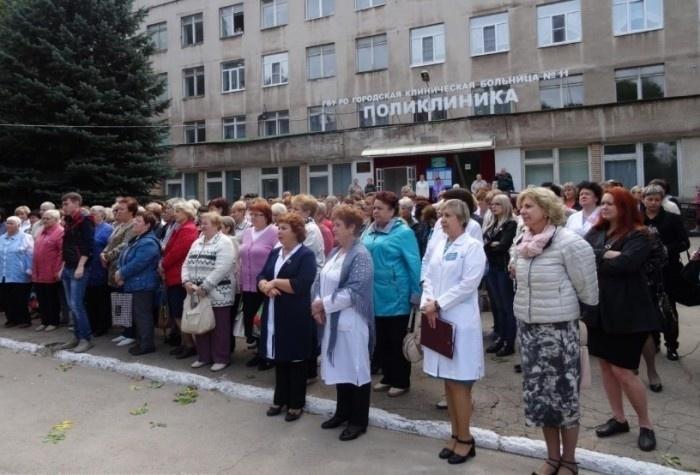 В рязанской больнице открылся новый флюорографический кабинет
