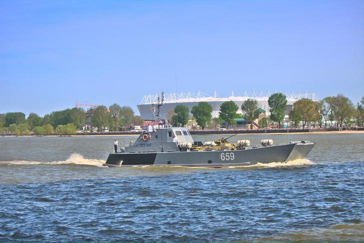"""Десантный катер проекта 11770 """"Серна"""""""