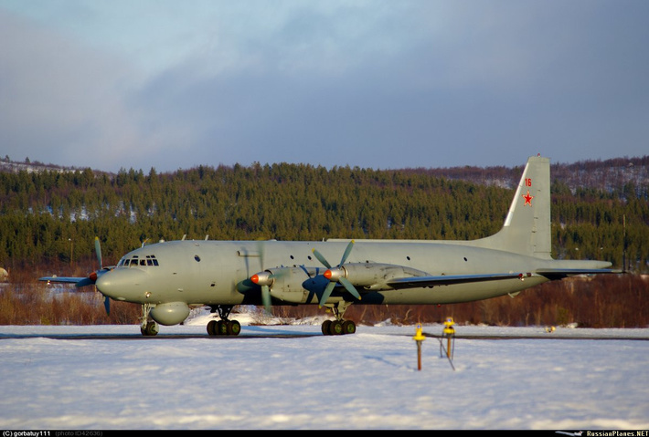 IL-38 Severomorsk-1