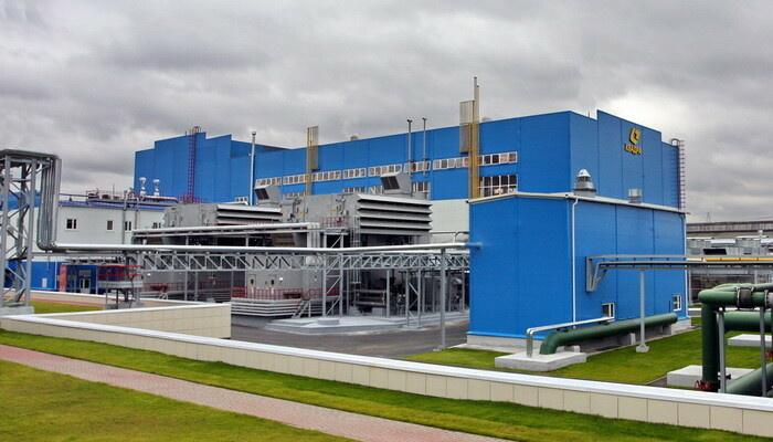 Парогазовый энергоблок ПГУ-115
