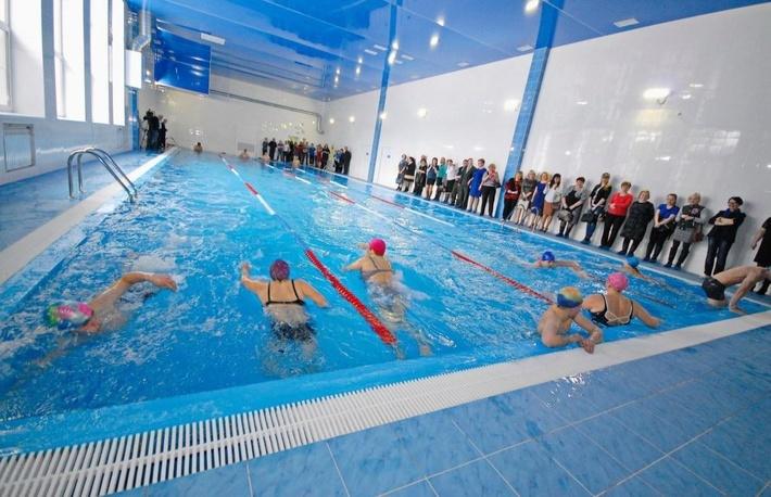 В Верхнекамском районе Кировской области открыт 25-метровый плавательный бассейн