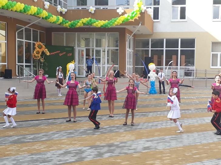 В Сочи открыли новую школу и детский сад