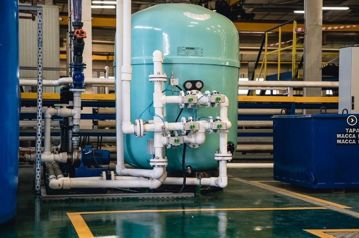 В Югре запущен новый цех по производству насосно-компрессорных труб