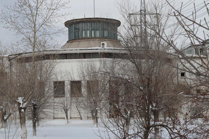Главный щит управления Орской ТЭЦ-1