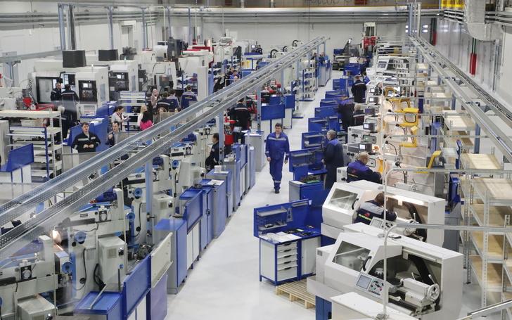 В Санкт-Петербурге запущено производство рентгеновского оборудования для науки и промышленности