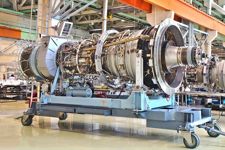Установка ПС-90ГП-25 для Газпрома