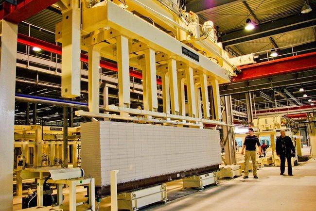 новый завод по производству строительных материалов открыт в Новосибирской области