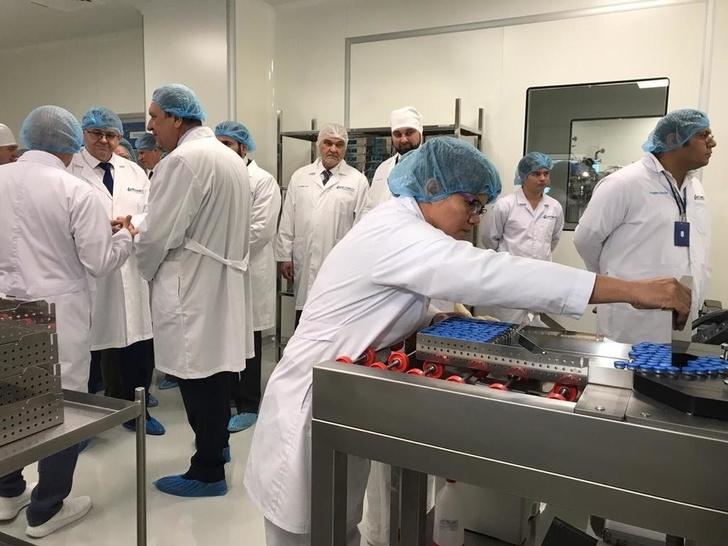 Российской вакциной от гриппа впервые стали вакцинировать в Латинской Америке