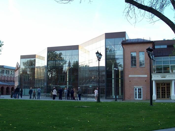 Музеи тульского кремля