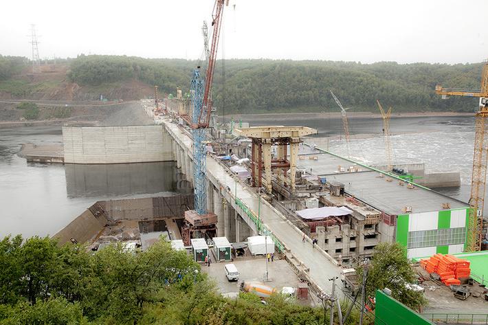 Финишная прямая: в России подходит к концу строительство грандиозной ГЭС