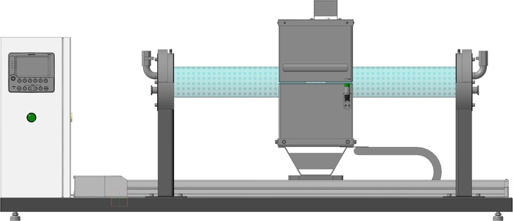 Установка зонной перекристаллизации от ТУЛА-ТЕРМ