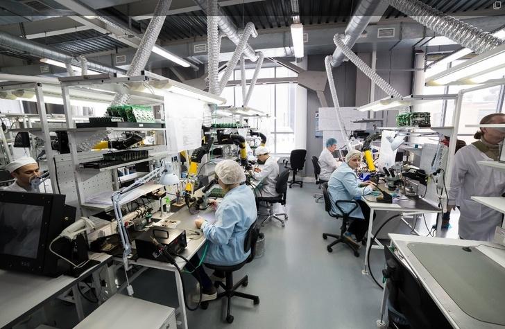 завод радиоэлектронной аппаратуры «Микран»