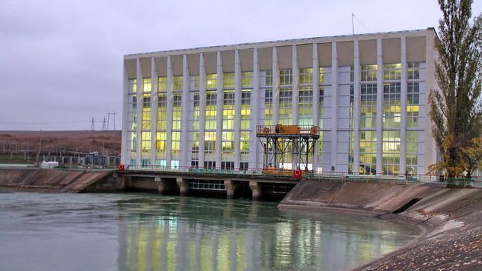 ГЭС-4 Каскада Кубанских ГЭС (фото: rushydro.ru)