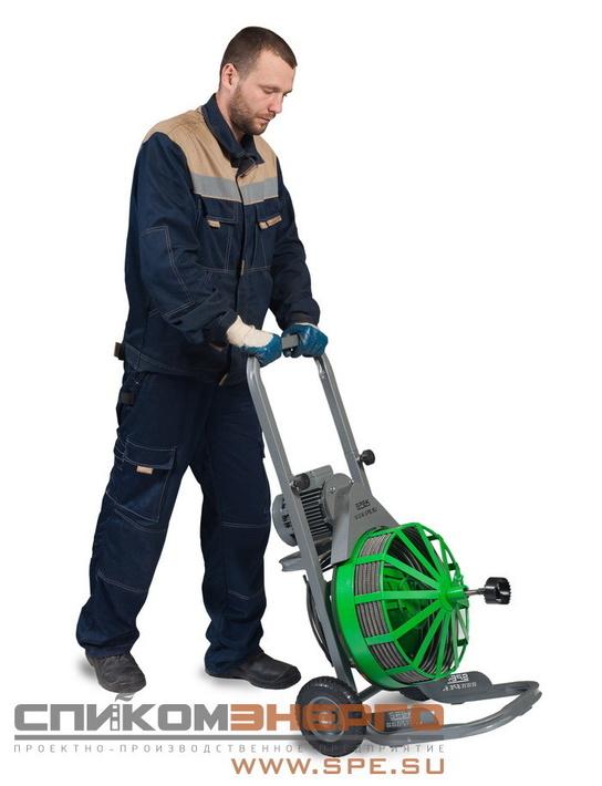 """Аппарат для прочистки канализации """"MEDIUS"""""""